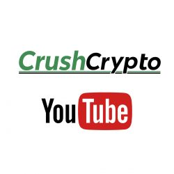 Crush Crypto is expanding into Youtube