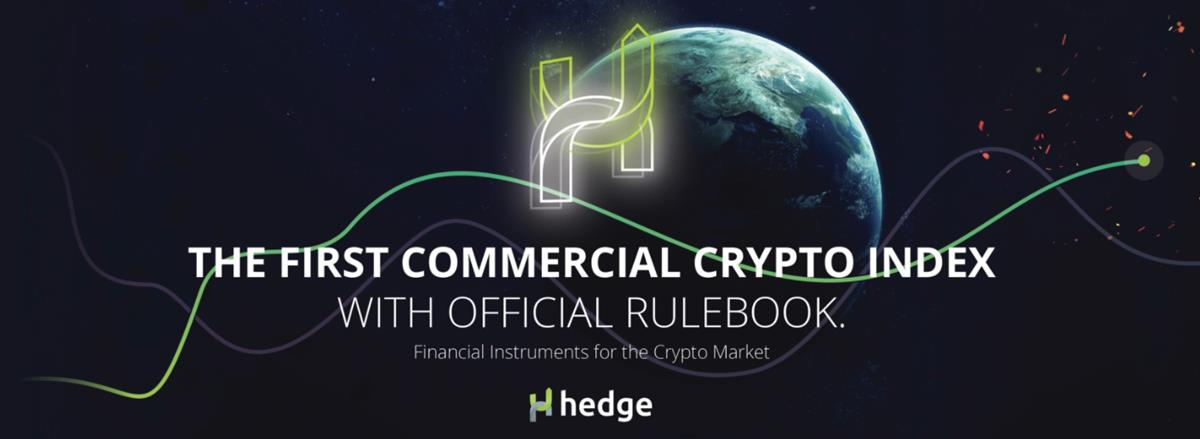 Hedge token cryptocurrency - crusher of the month